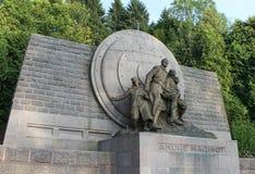 Andre Maginot memorial near Verdun, France Royalty Free Stock Image