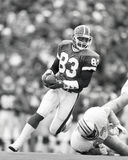 Andre Reed. Buffalo Bills WR Andre Reed, #83. (Image taken from the B&W negative Stock Image