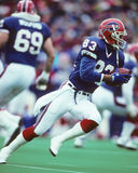 Andre Reed, Buffalo Bills. Buffalo Bills WR Andre Reed. (Image taken from color slide Stock Image