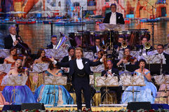 Andre Rieu Royalty Free Stock Image