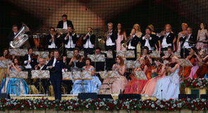 Andre Rieu Stock Images