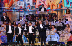 Andre Rieu Royalty Free Stock Images