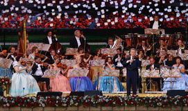 Andre Rieu Royalty Free Stock Photography