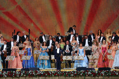 Andre Rieu Stock Image