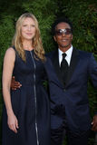 Andre Royo, Anna Torv Royalty Free Stock Photo