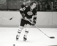Andre Savard, Boston Bruins Stock Photos