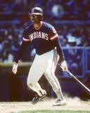 Andre Thornton, Cleveland Indians Lizenzfreies Stockbild