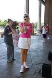 Andrea Anderson, CEO da paternidade de planeamento Havaí Foto de Stock Royalty Free
