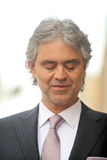 Andrea Bocelli Royalty Free Stock Photo