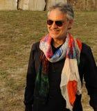 Andrea Bocelli 2013 fotos de archivo