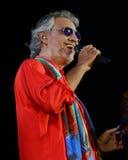 Andrea Bocelli imagenes de archivo