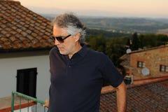 Andrea Bocelli 2013 Stock Image
