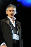 Andrea Bocelli Royalty Free Stock Image