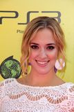 Andrea Bowen. At Variety's 5th Annual Power Of Youth Event, Paramount Studios, Hollywood, CA 10-22-11 Stock Photos
