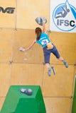Andrea Brigitta Szekely, qualification Photos stock