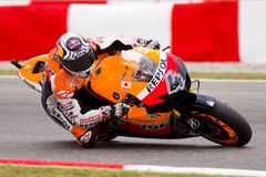 Andrea Dovizioso Royalty Free Stock Images