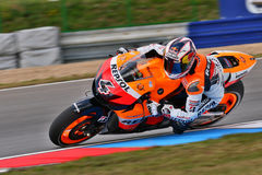 Andrea Dovizioso - 4 Royalty Free Stock Images