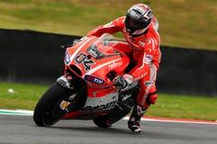 Andrea Dovizioso DUCATI MotoGP GP of Italy 2013 Mugello Circuit Stock Images