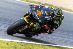 Andrea Dovizioso pilot of MotoGP Stock Photos