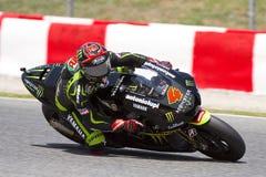 Andrea Dovizioso racing Stock Photography