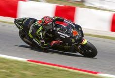 Andrea Dovizioso racing Royalty Free Stock Photos