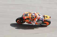 Andrea Dovizioso of Repsol Honda Team Royalty Free Stock Photos