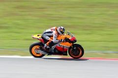 Andrea Dovizioso of Repsol Honda Team Royalty Free Stock Photo