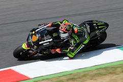 Andrea Dovizioso YAMAHA TECH 3 MotoGP 2012 Royalty Free Stock Images