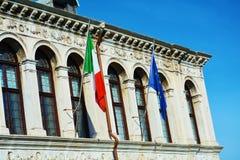 Andrea Gritto slott, Venedig, Italien, Europa Arkivbilder