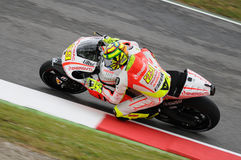 Andrea Iannone DUCATI MotoGP GP of Italy 2013 Mugello Circuit Stock Photos