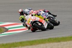 Andrea Iannone DUCATI MotoGP GP of Italy 2013 Mugello Circuit Royalty Free Stock Photo
