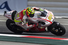 Andrea Iannone, MotoGP Montmelo Stock Photo