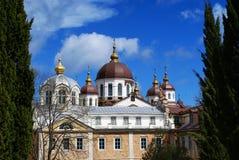 andrea klasztoru st. Fotografia Stock