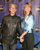 Andrea Parker,Andy Dick Stock Photo