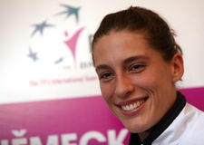Andrea Petkovic Royalty Free Stock Images
