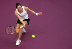Andrea Petkovic - Fed Cup 2010 Stock Photo