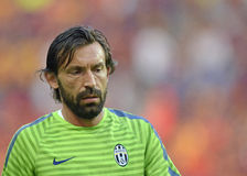 Andrea Pirlo Royalty Free Stock Photo