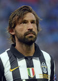 Andrea Pirlo Royalty Free Stock Photography