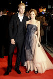 Andrea Riseborough, D'arcy, James D'Arcy Royalty Free Stock Image