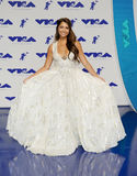 Andrea Russett. At the 2017 MTV Video Music Awards held at the Forum in Inglewood, USA on August 27, 2017 Stock Photos