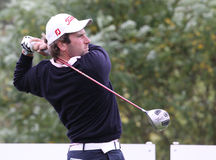 Andrea Zanini at the Golf Open de Paris 2009 Stock Images