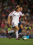 Andreas Ottl of Bayern Munich Stock Photography