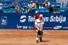 Andreas Seppi-2 Royalty Free Stock Images