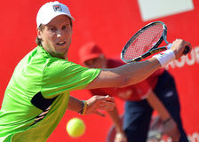 Andreas Seppi ATP Tennis player Royalty Free Stock Image