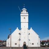 Andreaskerk chez Katwijk Zee aan Images stock