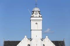 Andreaskerk chez Katwijk Zee aan Image stock