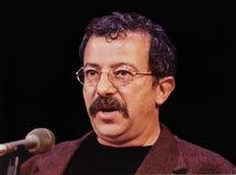 Andrei Codrescu. Romanian American poet, novelist, essayist, screenwriter and contributor for National Public Radio, Andrei Codrescu, speaks at the Jewish stock photography