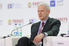 Andrei Fursenko Stock Image