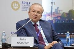 Andrei Nazarov Stock Image