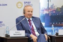 Andrei Nazarov Stock Images